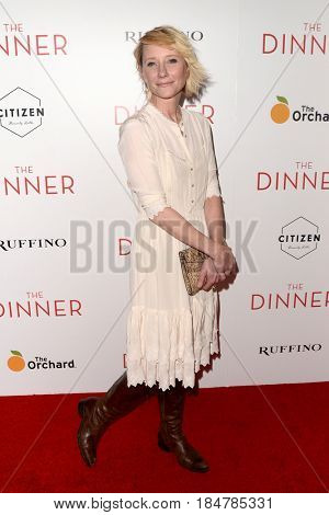 LOS ANGELES - MAY 1:  Anne Heche at the