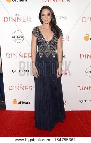 LOS ANGELES - MAY 1:  Laura Wright at the