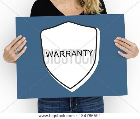 Security Warranty Privacy Permission Approved poster
