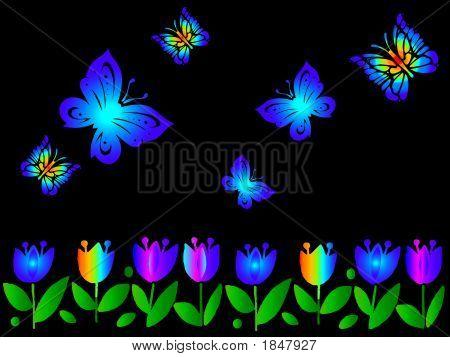Butterfly Sceneii.Eps