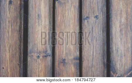 Brawn background with raindrops and wooden texture horizontal top view isolated vintage wet dark wood backdrop old rustic board space blank back on table mockup nuture wall