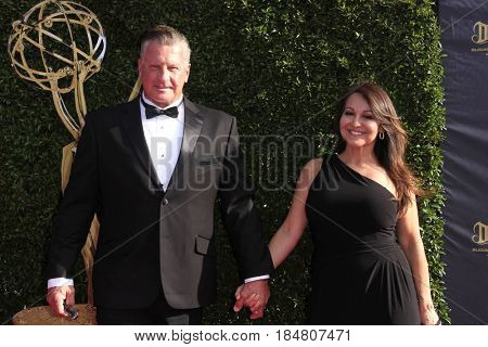 PASADENA - APR 28: Jerome Hamilton at the 44th Daytime Creative Arts Emmy Awards Gala at the Pasadena Civic Centerl on April 28, 2017 in Pasadena, California