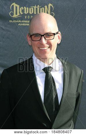 PASADENA - APR 28: Tim McKeon at the 44th Daytime Creative Arts Emmy Awards Gala at the Pasadena Civic Centerl on April 28, 2017 in Pasadena, California