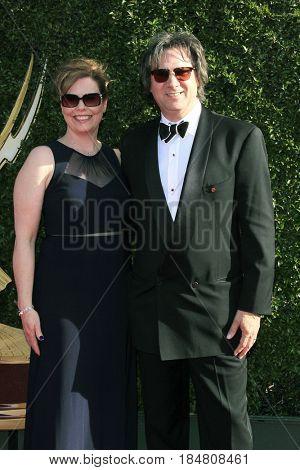 PASADENA - APR 28: Stefan Scaini at the 44th Daytime Creative Arts Emmy Awards Gala at the Pasadena Civic Centerl on April 28, 2017 in Pasadena, California