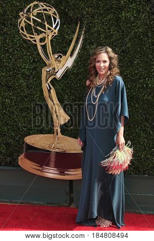 PASADENA - APR 28: Terri Ivens at the 44th Daytime Creative Arts Emmy Awards Gala at the Pasadena Civic Centerl on April 28, 2017 in Pasadena, California
