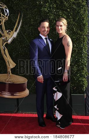 PASADENA - APR 28: Mark De Angelis at the 44th Daytime Creative Arts Emmy Awards Gala at the Pasadena Civic Center on April 28, 2017 in Pasadena, California