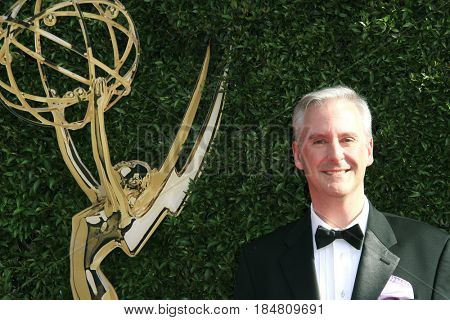 PASADENA - APR 28: Kevin Kliesch at the 44th Daytime Creative Arts Emmy Awards Gala at the Pasadena Civic Center on April 28, 2017 in Pasadena, California