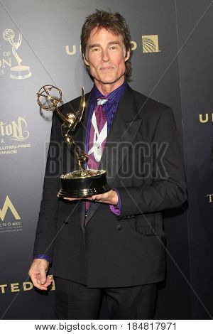 PASADENA - APR 28: Ronn Moss at the 44th Daytime Creative Arts Emmy Awards Gala at the Pasadena Civic Center on April 28, 2017 in Pasadena, CA