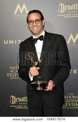 PASADENA - APR 28: Roy Bank, Outstanding Lifestyle Program, Flea Market Flip at the 44th Daytime Creative Arts Emmy Awards Gala at the Pasadena Civic Center on April 28, 2017 in Pasadena, CA