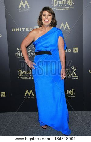 PASADENA - APR 28: Vivian Howard A Chefâ??s Life at the 44th Daytime Creative Arts Emmy Awards Gala at the Pasadena Civic Center on April 28, 2017 in Pasadena, CA