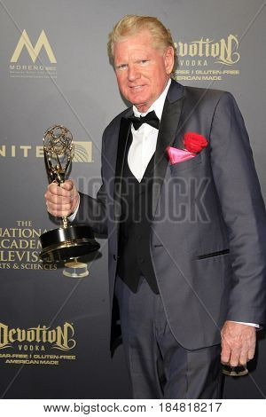 PASADENA - APR 28: Terry James at the 44th Daytime Creative Arts Emmy Awards Gala at the Pasadena Civic Center on April 28, 2017 in Pasadena, CA