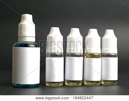 E Liquid For Electronic Cigarette And Vaping Devices.
