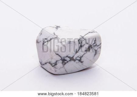 White Black Striped Gemstone Gem Jewel Mineral Precious Shiny