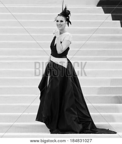 2017 Costume Institute Gala - Arrivals