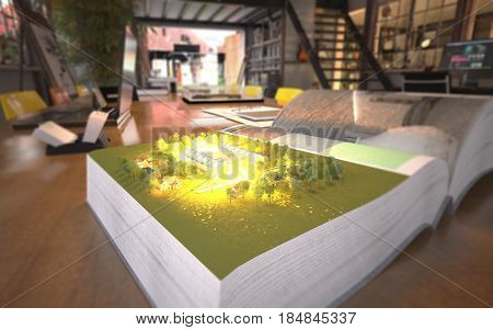 Real Estate Virtual Brochure - 4K HD 300 DPI