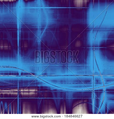 Old school aged texture or background for retro grunge design. With different color patterns: yellow (beige); blue; gray; purple (violet); cyan