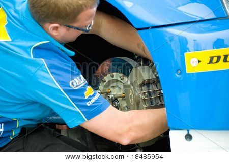 Chevrolet Mechanic