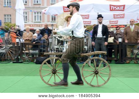 Historical Bicycle Show