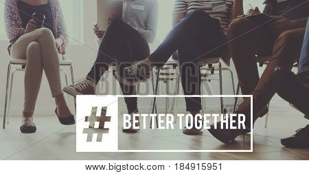 Better together is to support community.