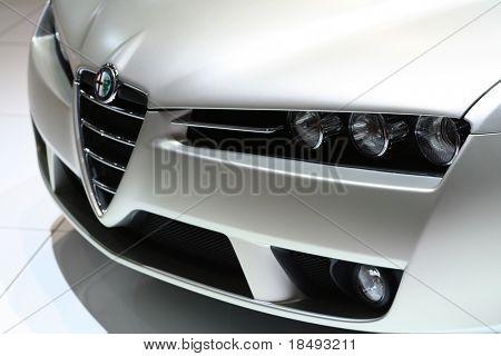 Autosalon Genf 2006. Alfa Romeo.