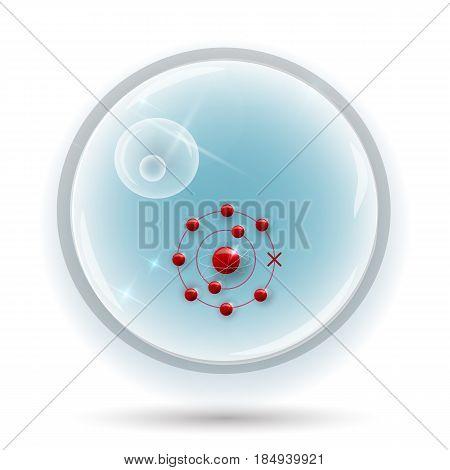 Free Radical Molecule