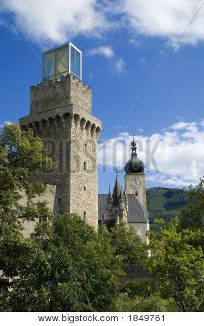 Waidhofen - An Austrian Town