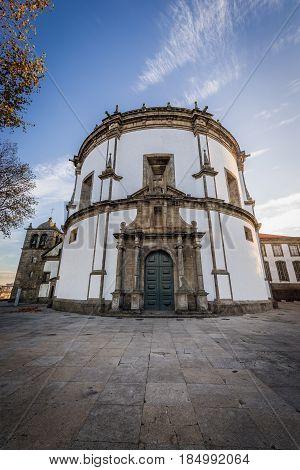 Monastery of Serra do Pilar church in Vila Nova de Gaia Portugal