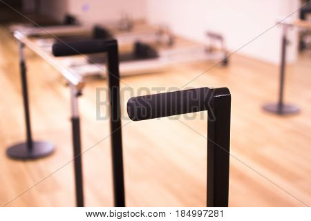 Pilates Machine In Gym