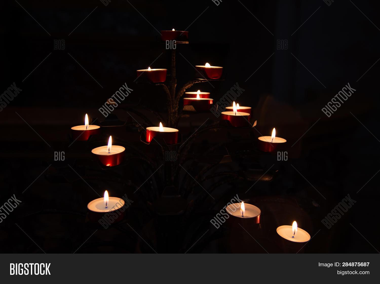 Lighting Prayer Image & Photo (Free Trial) | Bigstock