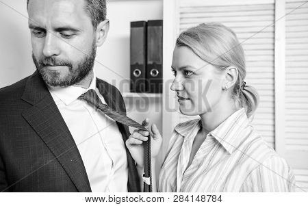 Office Woman And Her Lustful Boss. Disrespect. Girl Indecent Behavior.