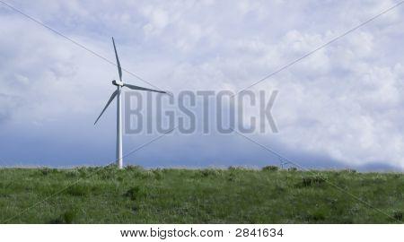 Windmill - Pure Energy