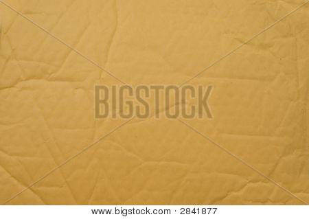 Paper Envelope Crinkled