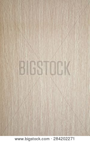 Brown Wooden Plank Background With Vertical Lines