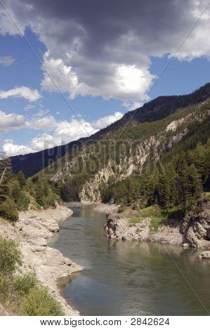 Snake River, Hell'S Canyon Idaho