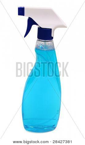 spray-bottle, glass cleaner