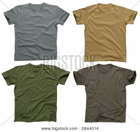 Blank T-Shirts Five