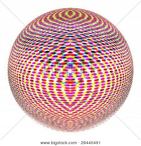 Dot O Sphere