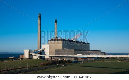 Cockenzie Power Station, East Lothian