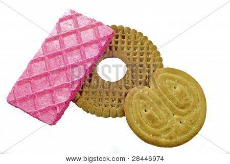 Typical Hispanic cookies