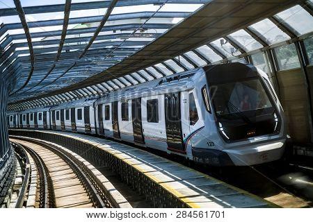 Malaysia Mass Rapid Transit (mrt)