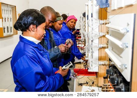Vocational Skills Training Centre In Africa