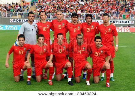 Portugal Euro 2008 (EDITORIAL USE ONLY)