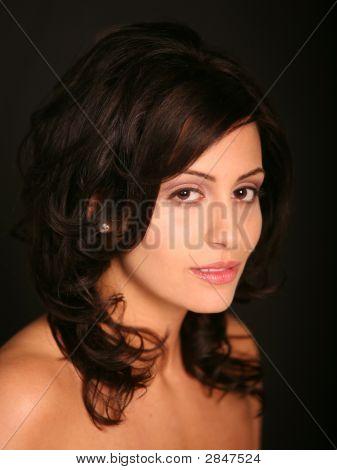 Classicly Beautiful Woman