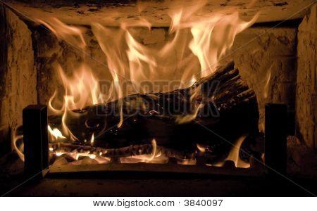Romantic Fire