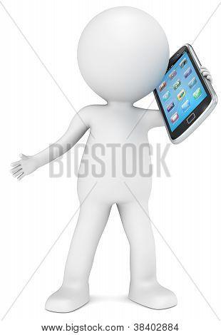 Smartphone.