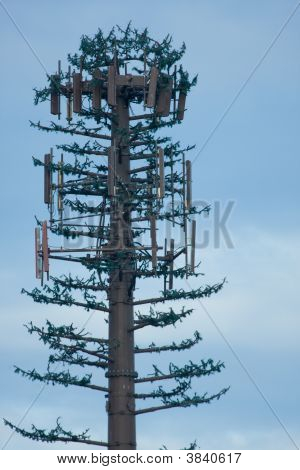 Cell Tower Camo