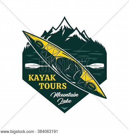 Vector Kayak Tours Logo