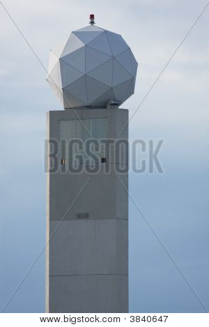Doppler Tower-Clipping Path