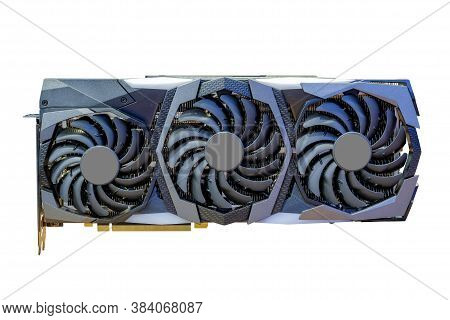 High Performance Graphic Card New Model And Tripple Fans Cooling Technology For Computer Desktop For