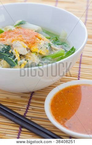 Sukiyaki, Thai style